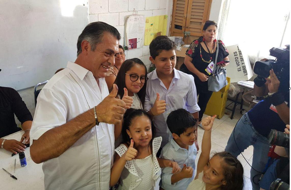 'El Bronco' quiere seguir gobernando Nuevo León si no gana la elección