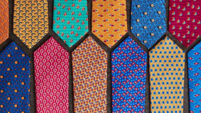 Scappino se inspira en la cultura mexicana para su edición especial de corbatas