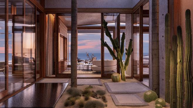 Así será Amanvari, el primer resort de Aman en México