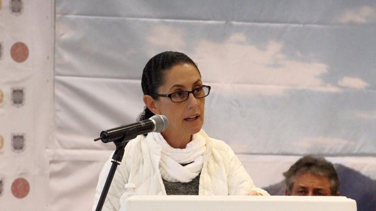 Anuncian Plan Integral de Reconstrucción para la Ciudad de México