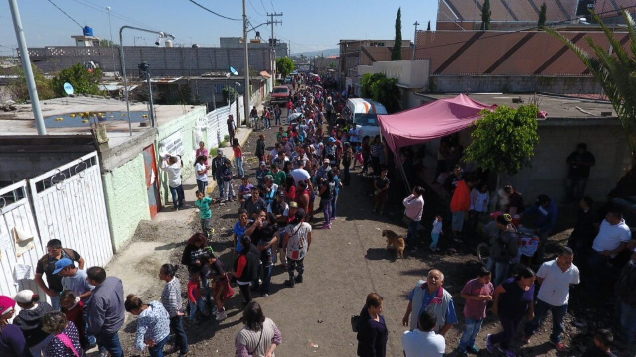 El ascenso en la popularidad de López Obrador