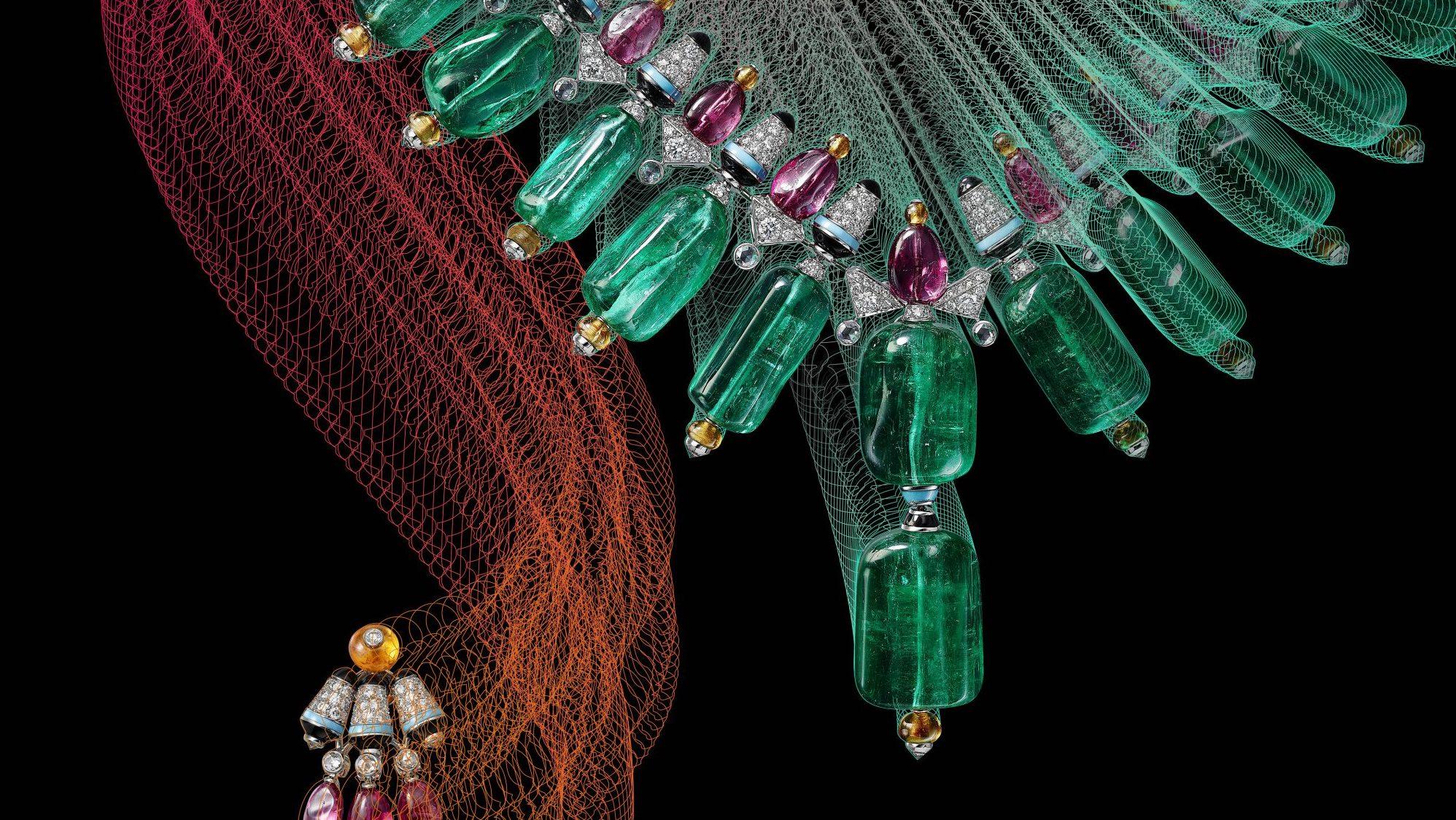 Cartier se reinventa con Coloratura, su nueva colección de joyas