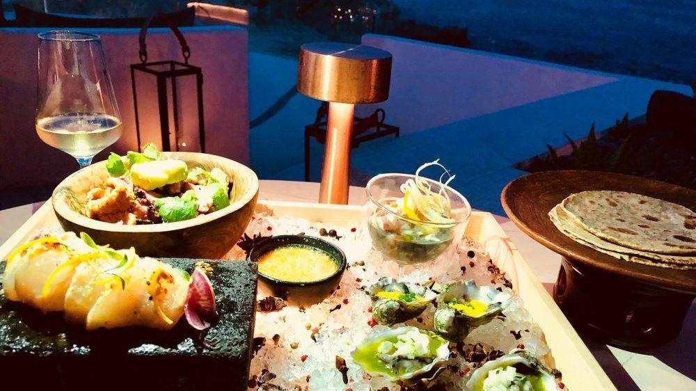 Destinos con sabor: Comal, en Chileno Bay Resort Cabo San Lucas