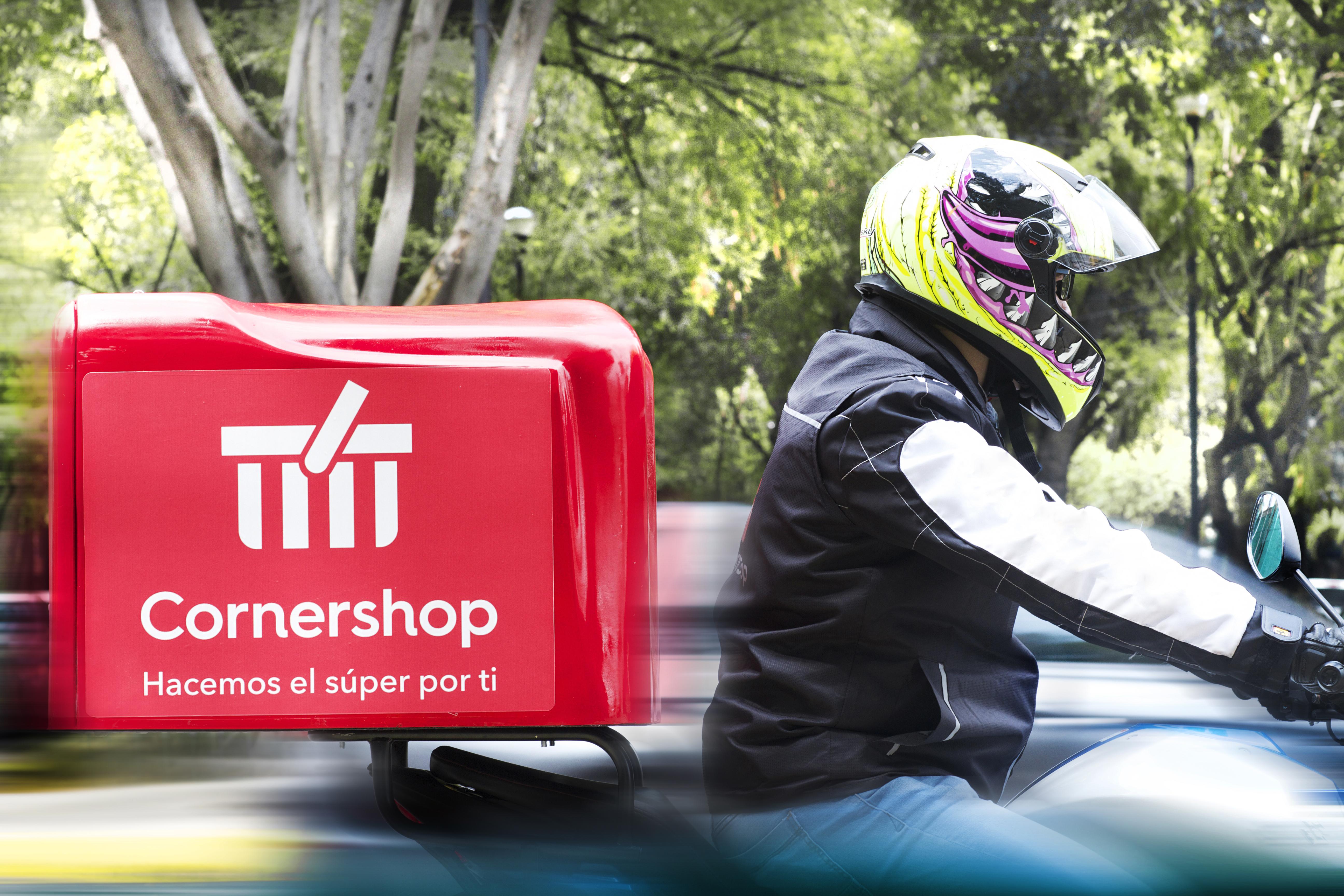 Cornershop crecerá en México y añadirá nuevos mercados en la región
