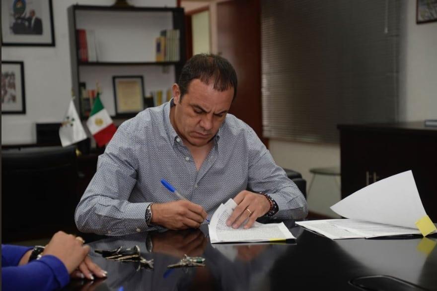 Cuauhtémoc Blanco auditará al gobierno de Graco Ramírez