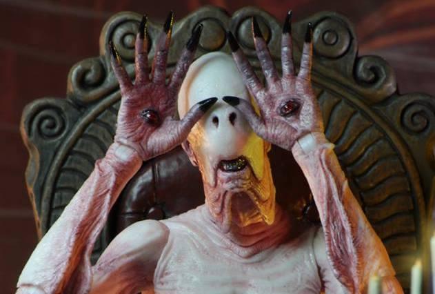 Lanzarán figuras de acción con los personajes de Guillermo del Toro