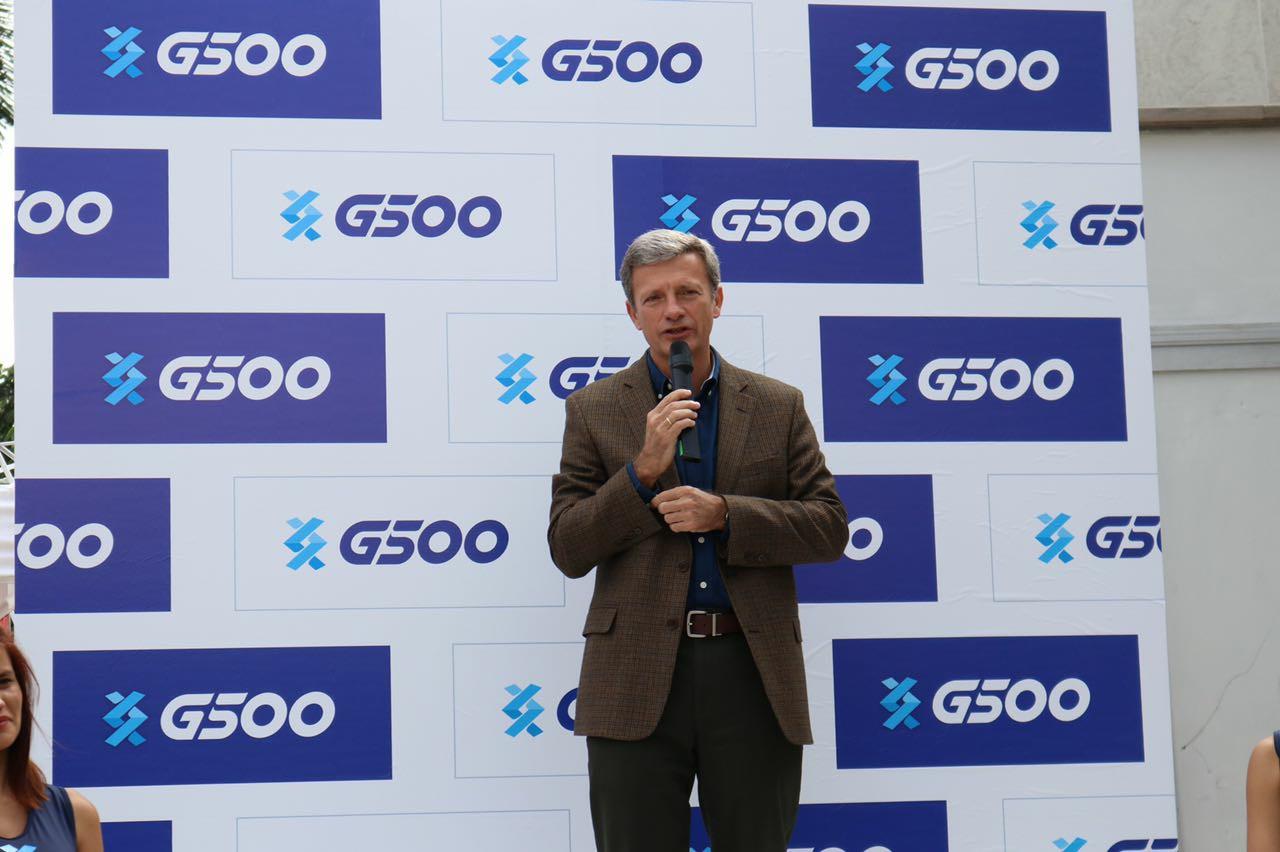 Gasolineras G500 Network cambian a su CEO