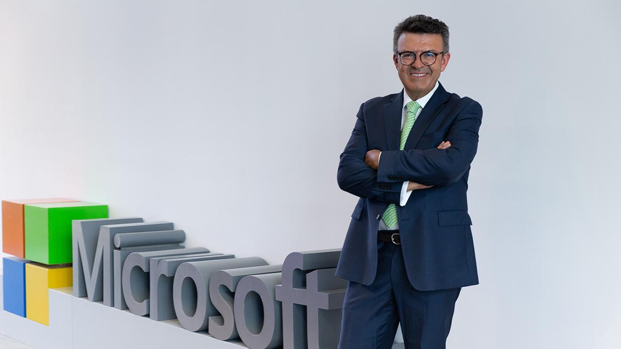 Microsoft México anuncia cambio de director general