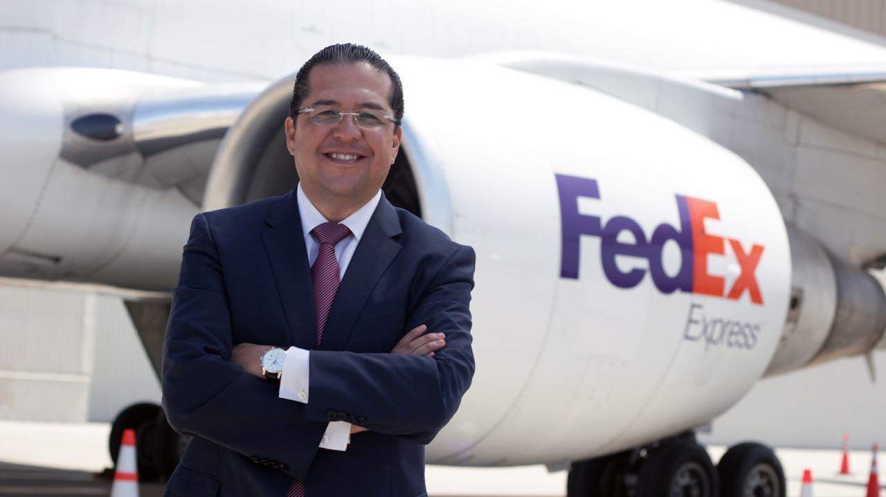 FedEx apuesta por México en medio de la turbulencia comercial