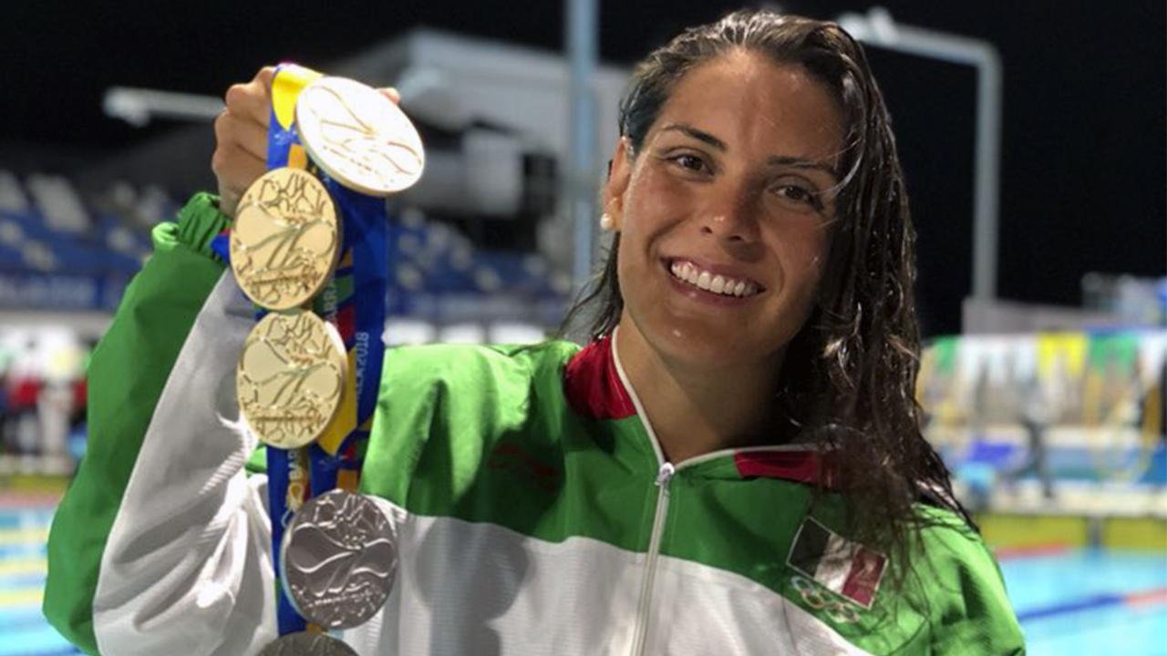 Las deportistas mexicanas fueron por el oro de Colombia