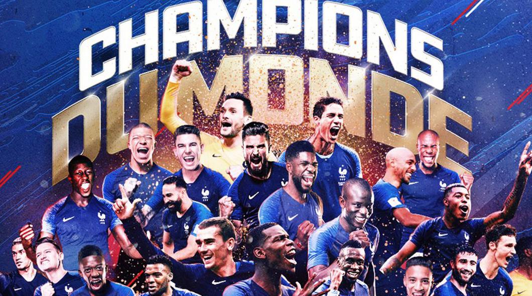Estos son los millones que Francia obtendrá por haber ganado el Mundial