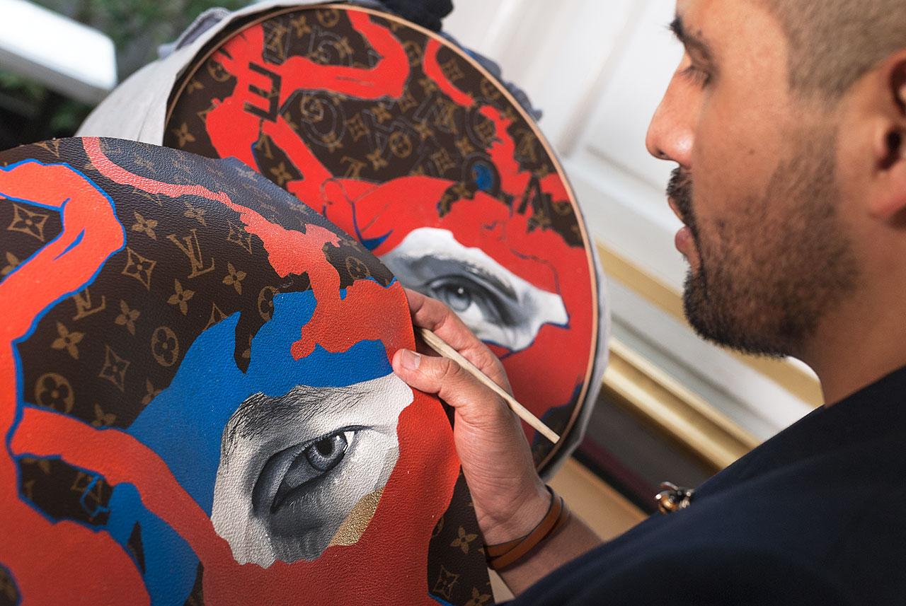 Gildo Medina Vuitton