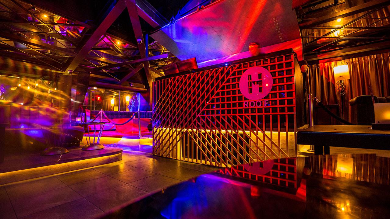 El exclusivo night club HRoof prepara su primer aniversario