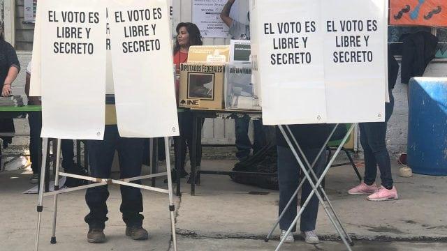 Al proceso electoral aún le faltan cinco meses para concluir