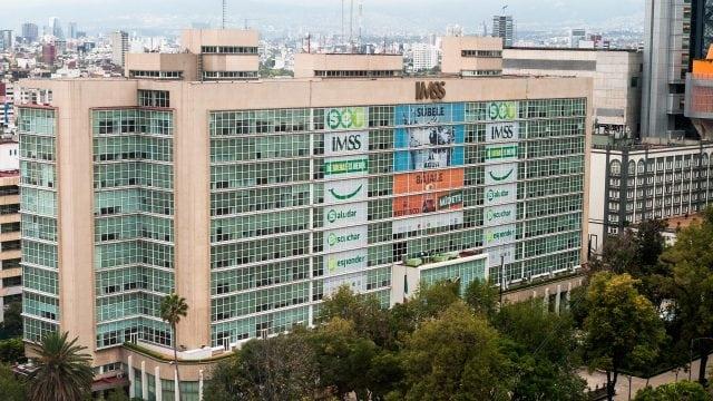 IMSS, oficinas centrales. CDMX. Foto: Angélica Escobar/Forbes México.