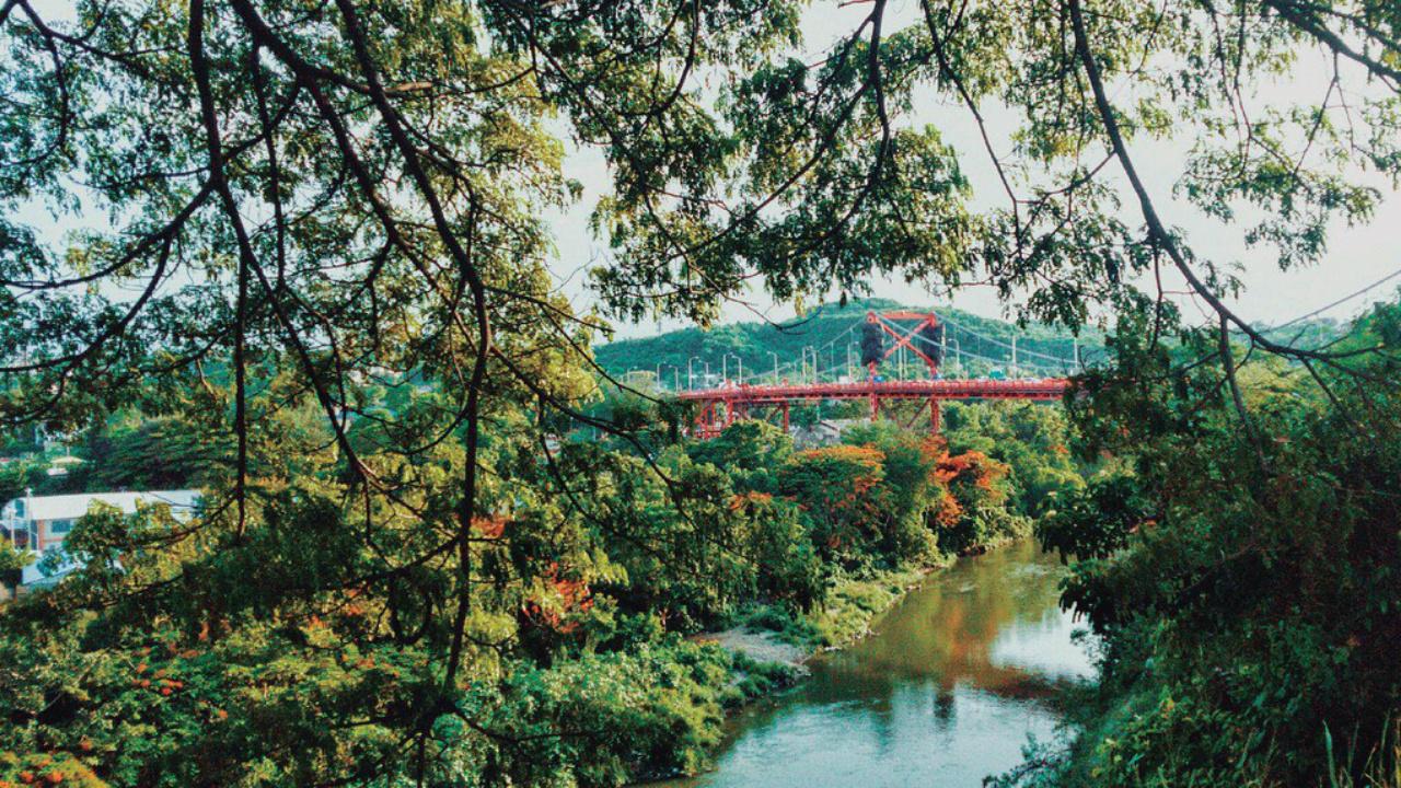El río que le enseñó resiliencia a la Dominicana