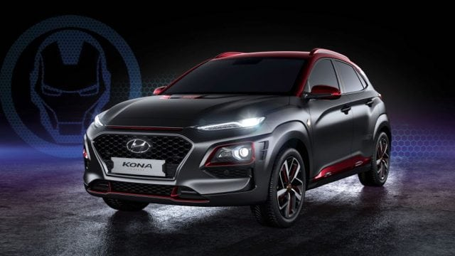 Hyundai Iron Man