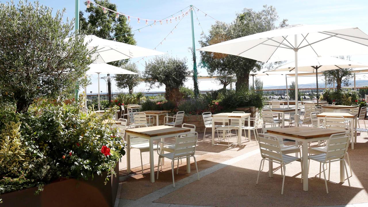 Las Rozas Village: verano puro al estilo mediterráneo