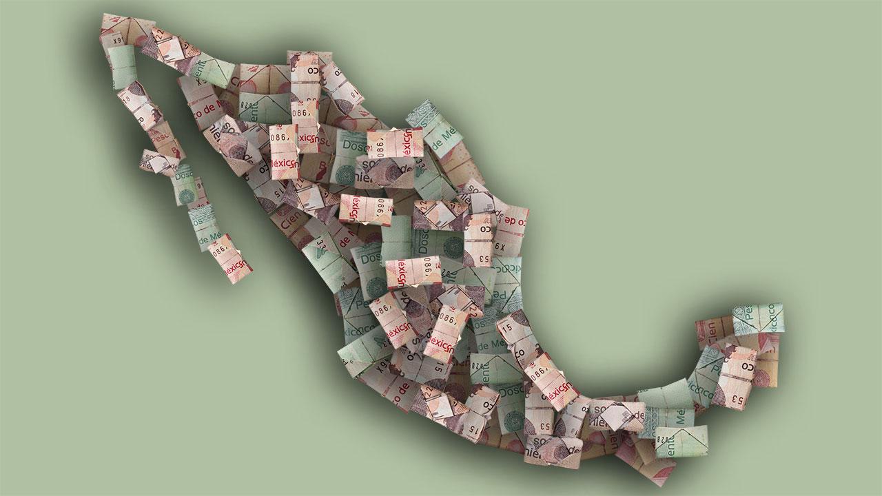 OCDE prevé que economía mexicana crezca más de 2% hasta 2020