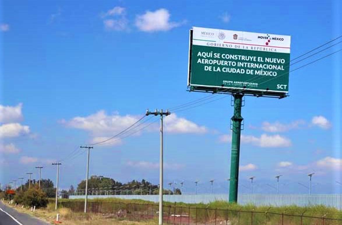 SCT y equipo de AMLO hablan sobre construcción del Nuevo Aeropuerto