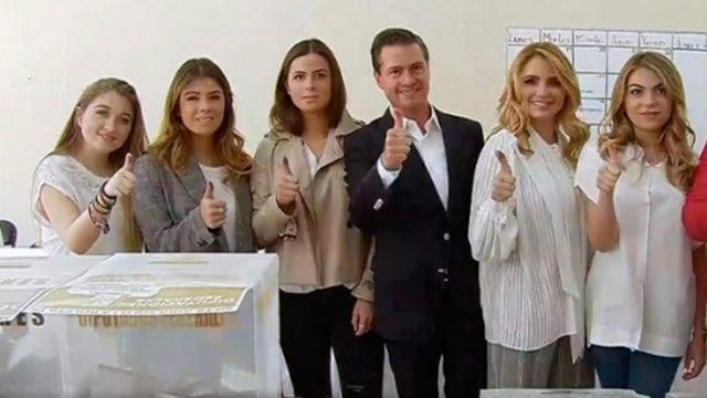 Transición ordenada y eficiente, promete Peña a López Obrador - Quadratín