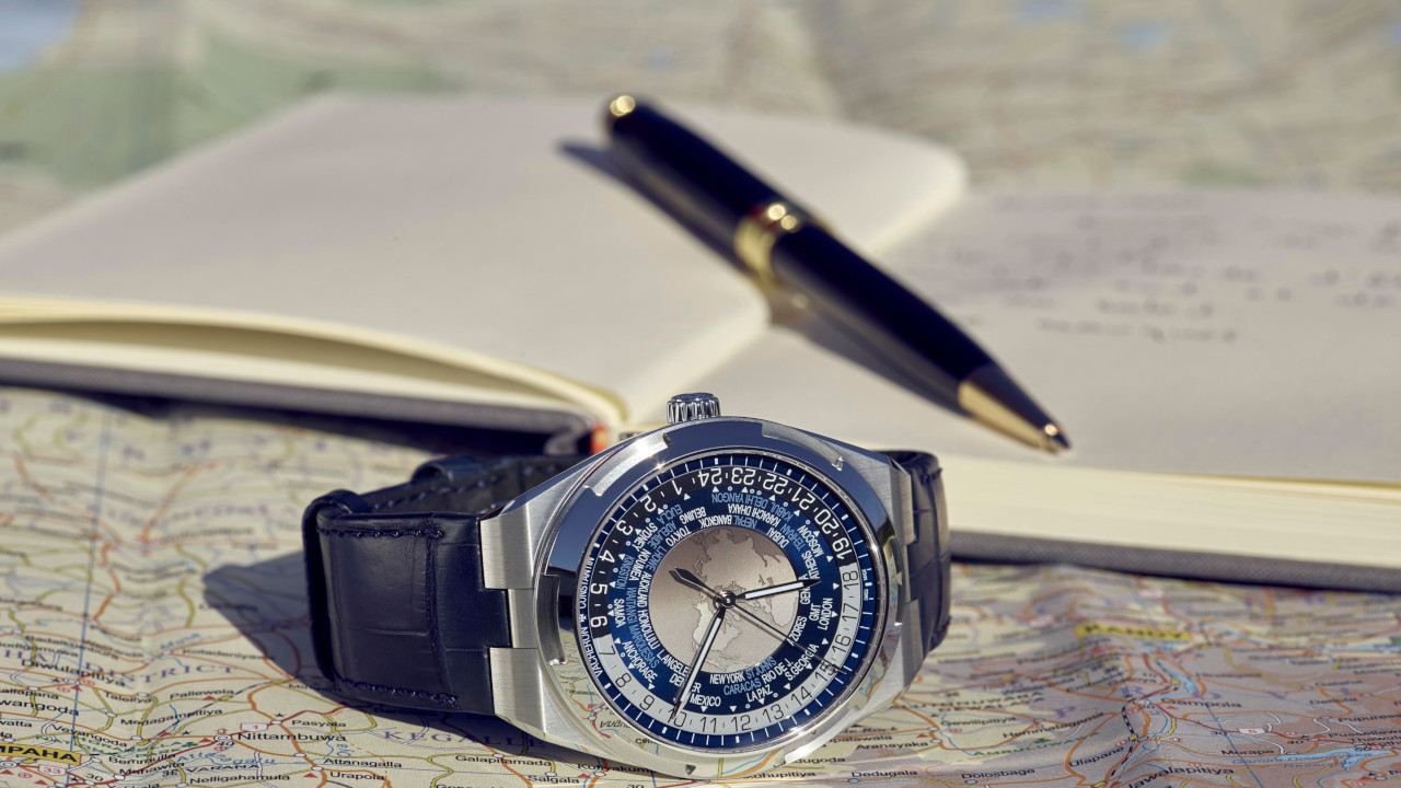 Tiempo, precisión y cuidado: la marca del viajero contemporáneo