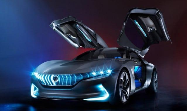 Así lucirá el auto eléctrico más caro y veloz del mundo