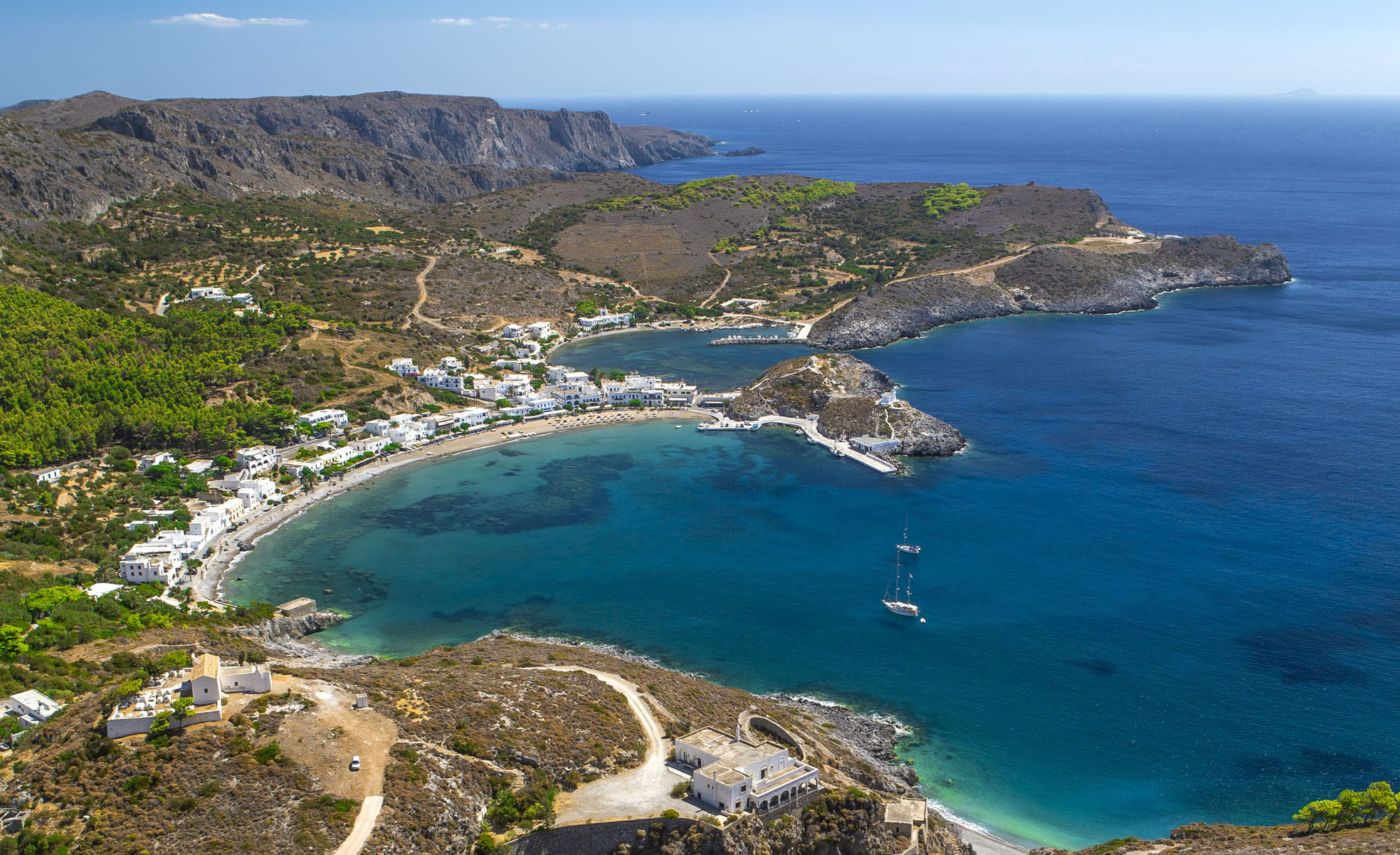 Descubre Peloponeso, el mejor destino de playa de Europa en 2018