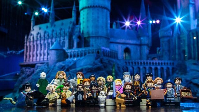 Harry Potter, Animales Fantásticos, LEGO