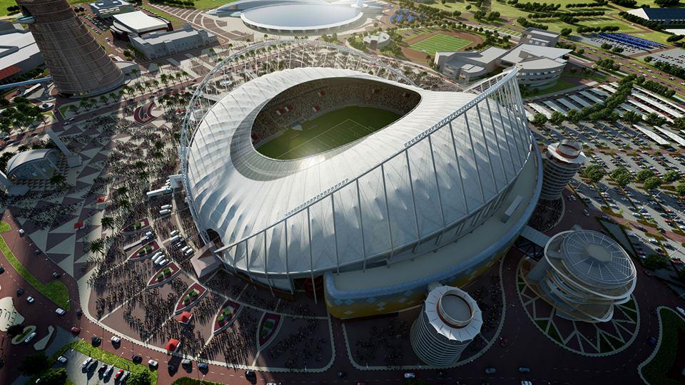 Qatar adelanta cómo será el próximo Mundial de Futbol. Tienes que verlo