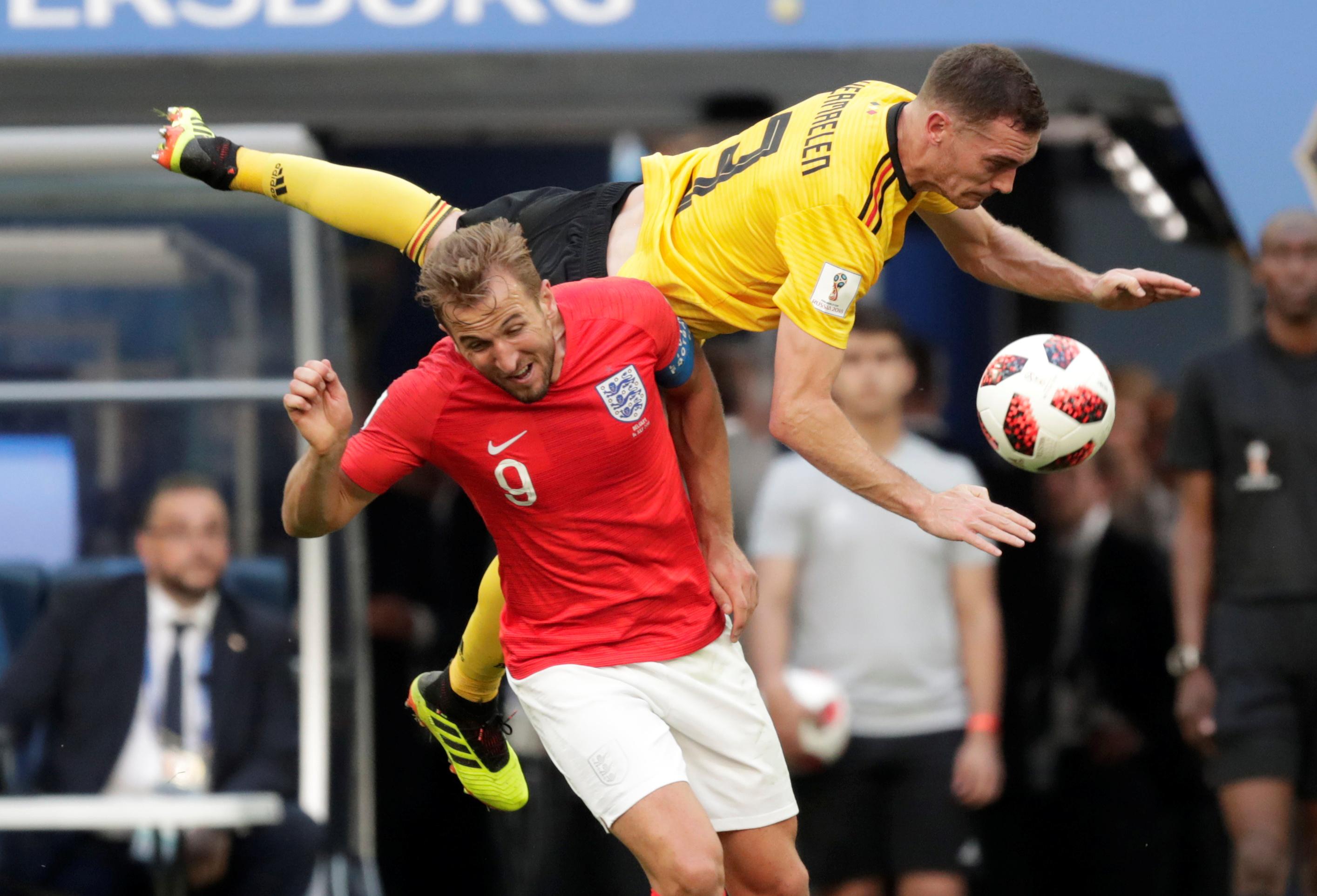Bélgica logra tercer lugar tras derrotar a Inglaterra