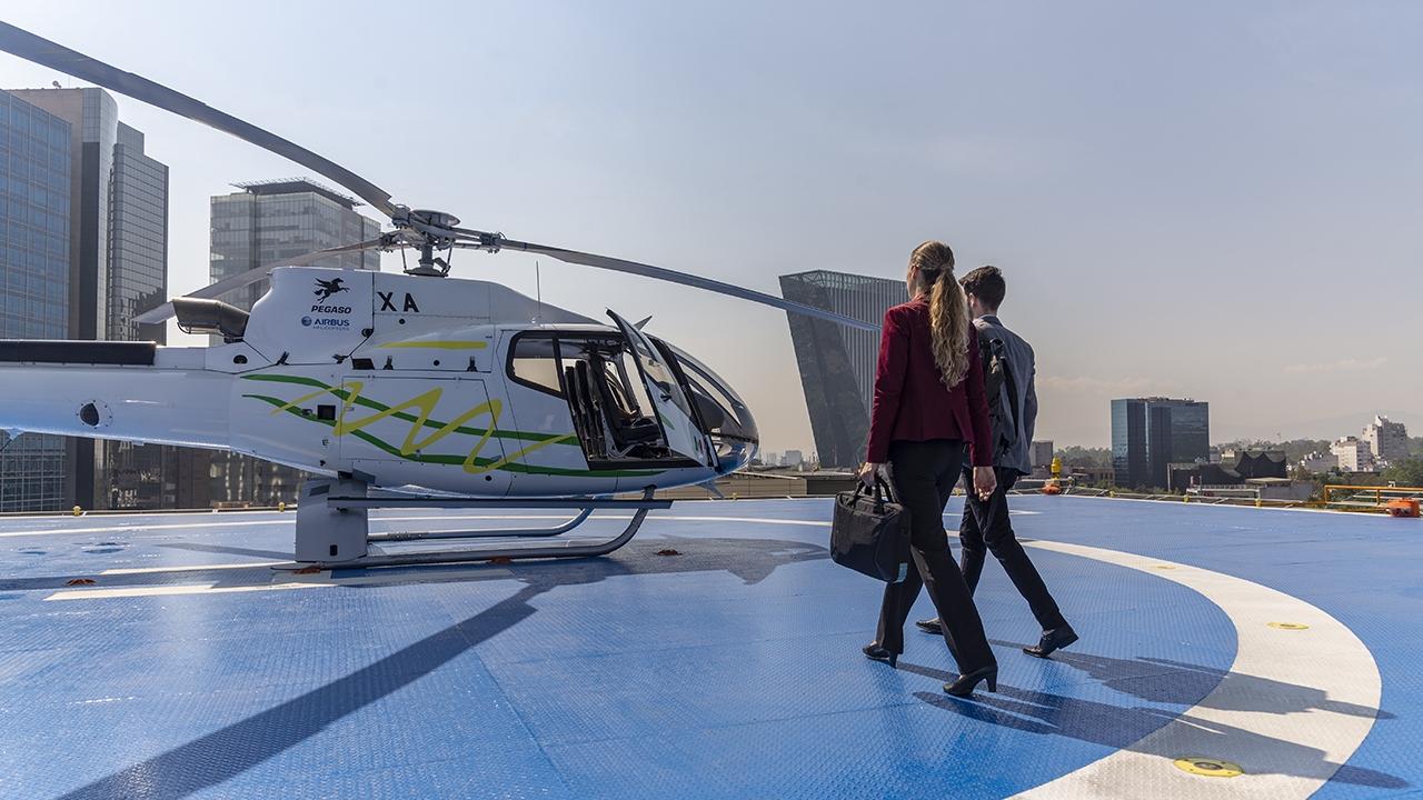Cabify lanza servicio de taxi aéreo de la mano de Voom