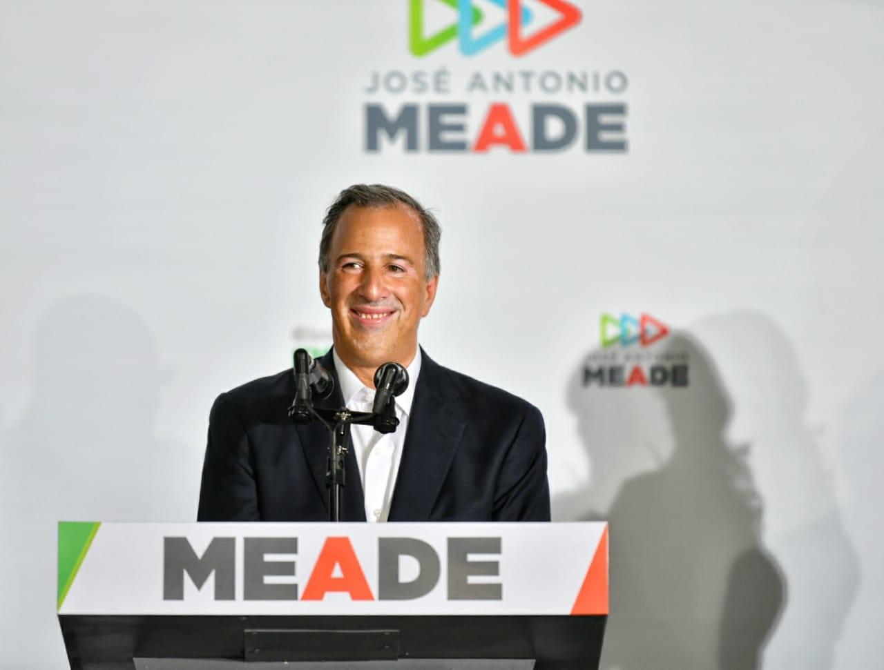 Crónica |  Meade o el candidato ciudadano que hundió al PRI