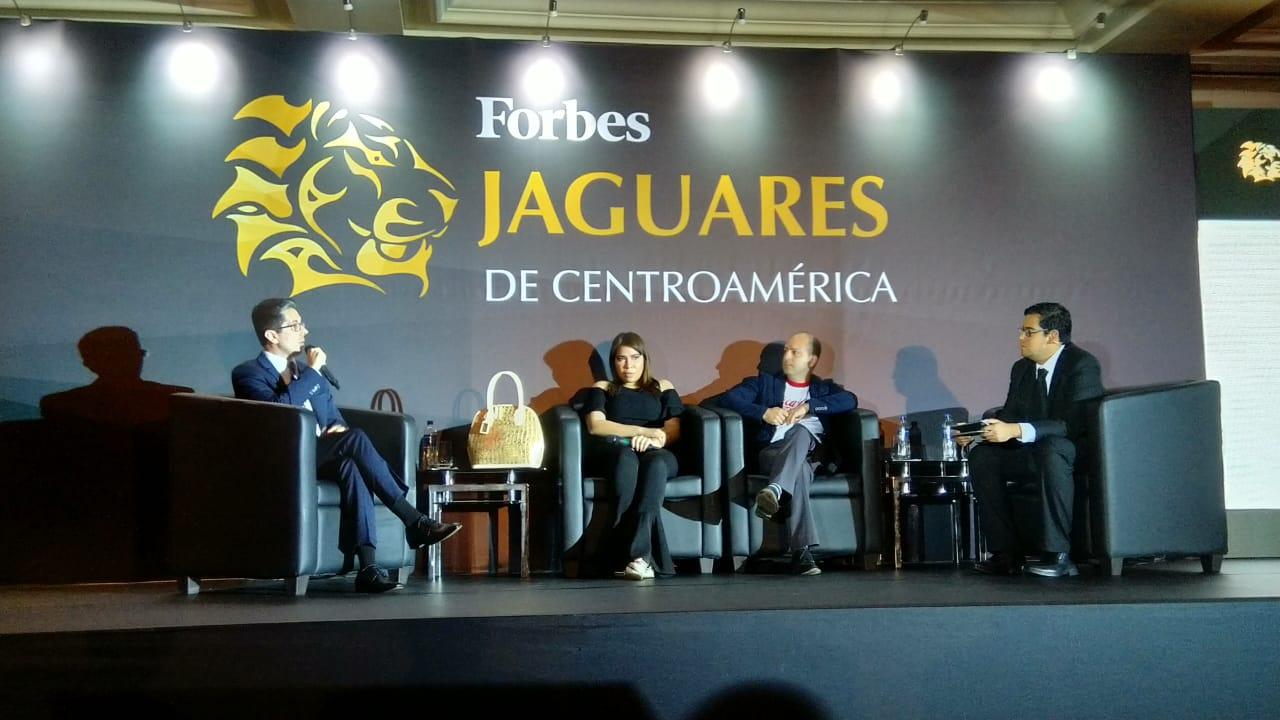 Así fue el Foro Forbes Jaguares de Centroamérica en El Salvador