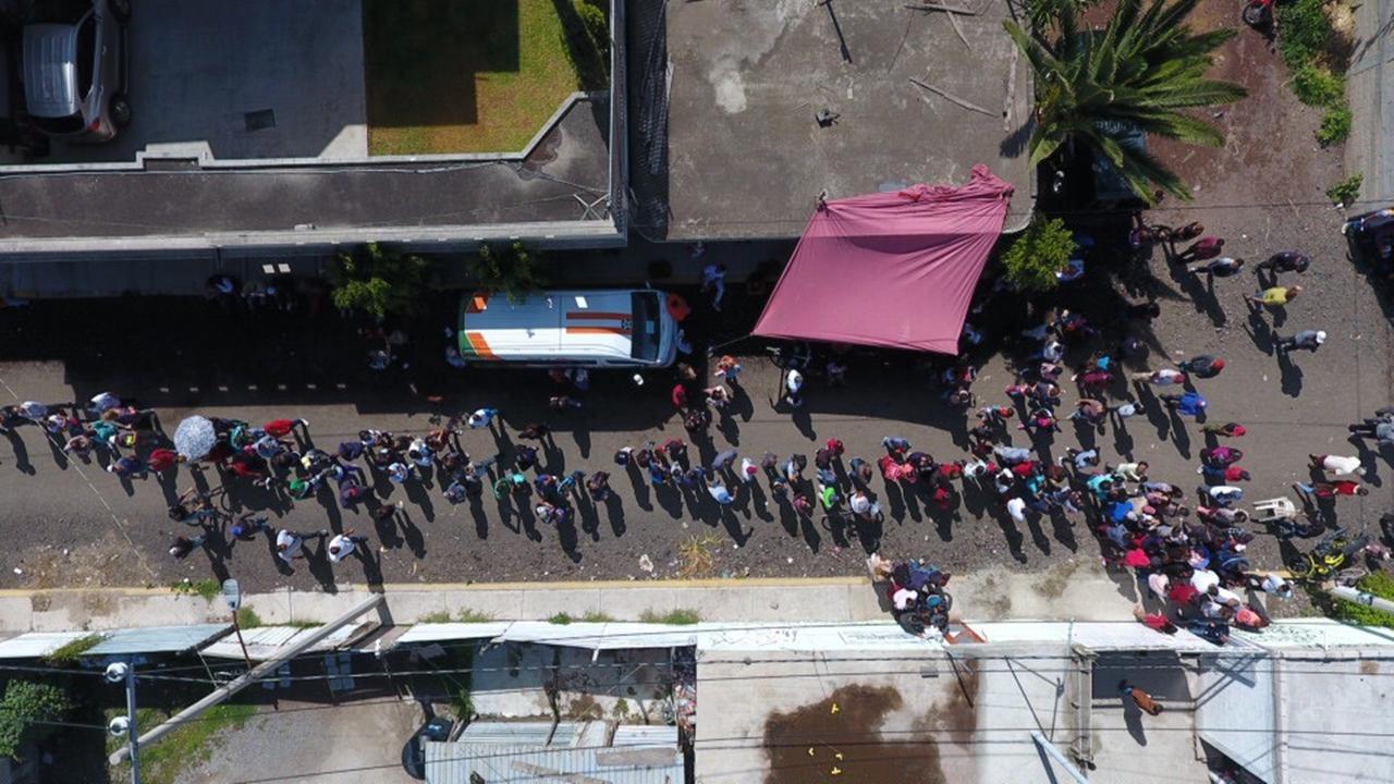 Votación masiva podría retrasar aún más el PREP
