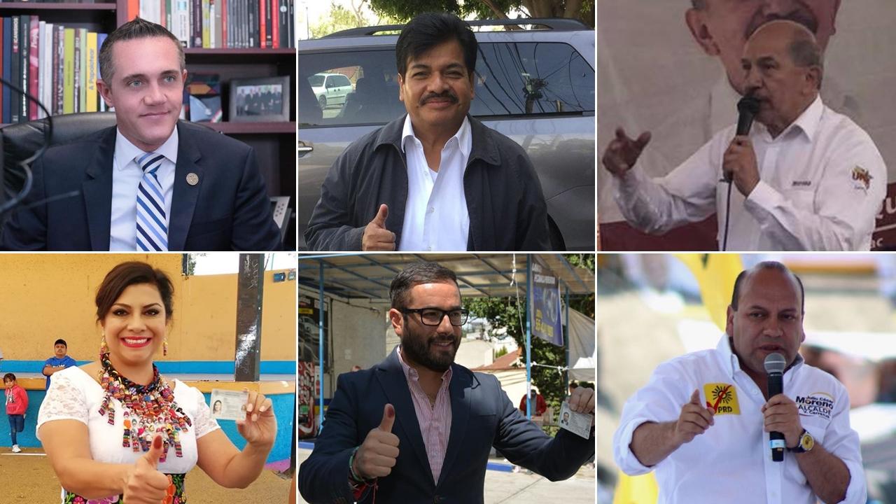 ¿Alternancia? 6 nuevos alcaldes de CDMX son 'viejos conocidos'