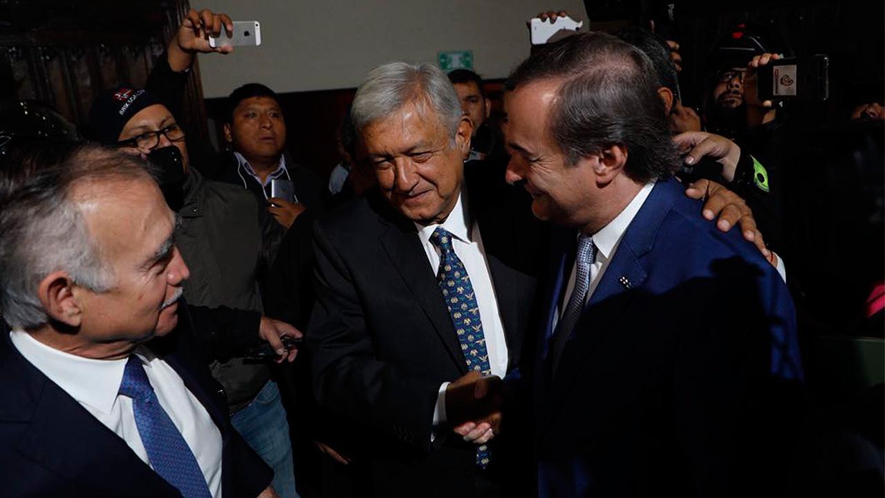 Empresarios y López Obrador se reunirán para evaluar sistema de salud