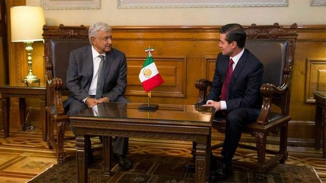Image result for imagen amlo-peña