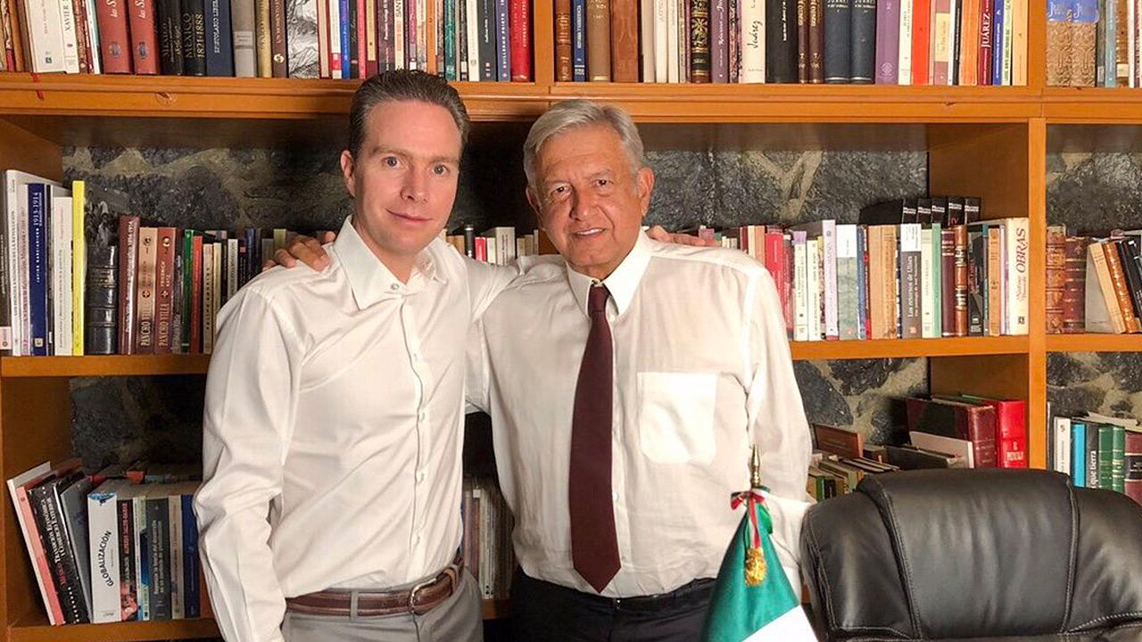 Manuel Velasco califica de injusta la multa a Morena por fideicomiso