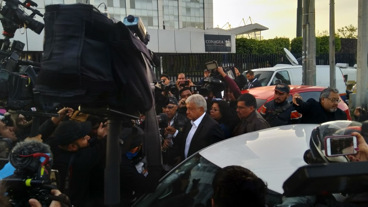 México despertó y dijo 'basta', afirma AMLO previo a votar