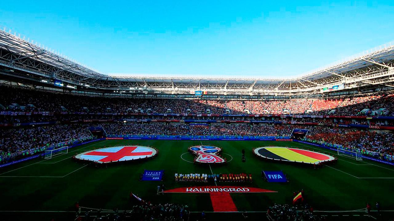Bélgica e Inglaterra pelearán este sábado por tercer lugar en Rusia 2018
