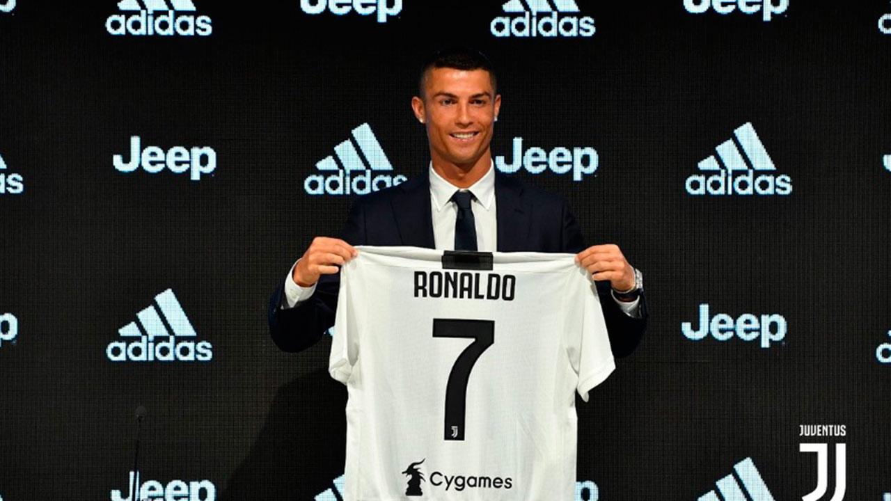 Cristiano Ronaldo quiere dejar su marca en la Juventus