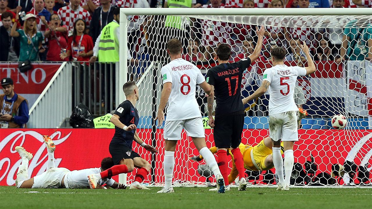Croacia rompe quinielas y va contra Francia a la final