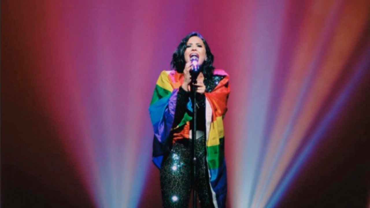 Hospitalizan a Demi Lovato por supuesta sobredosis de heroína