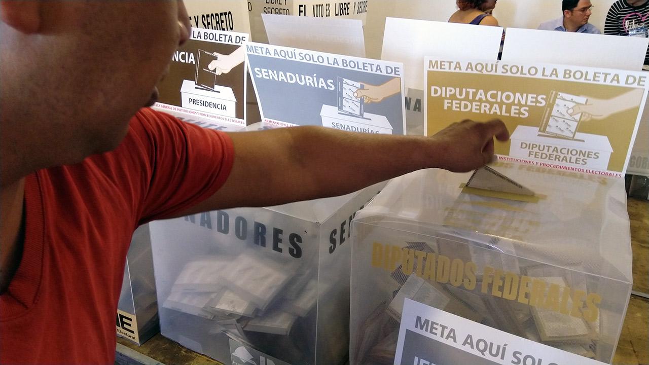 López Obrador obtuvo triunfo en 82% de las casillas