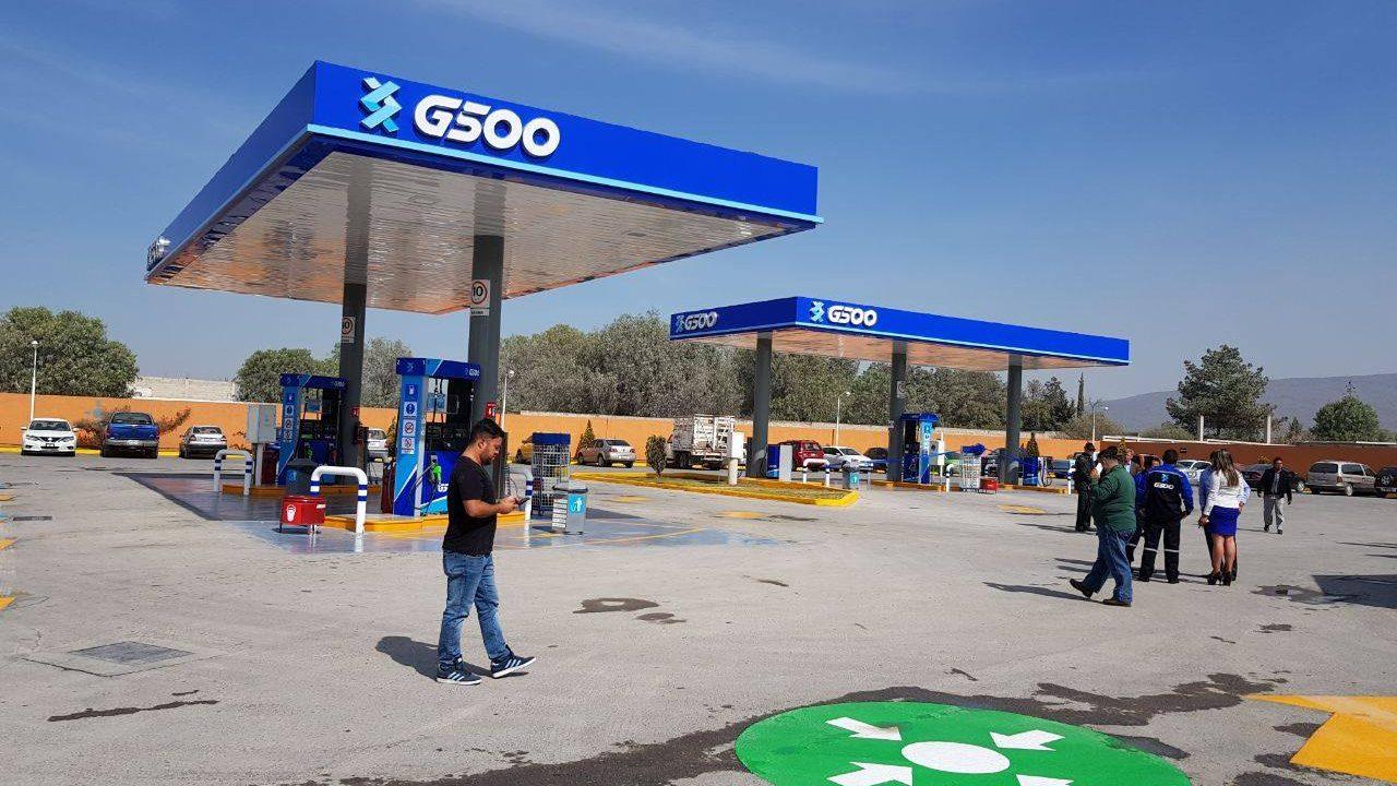 G500 invertirá 320 mdp para duplicar gasolineras en 2019