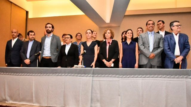 Sheinbaum nombra a rosa icela rodr guez como secretaria de for Ministerio de gobernacion
