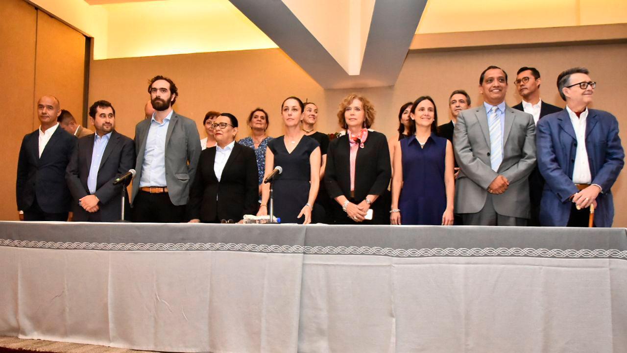 Sheinbaum nombra a Rosa Icela Rodríguez como secretaria de Gobierno