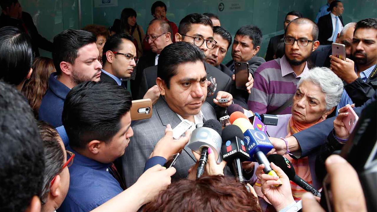 Jorge Luis Preciado buscará la dirigencia nacional del PAN