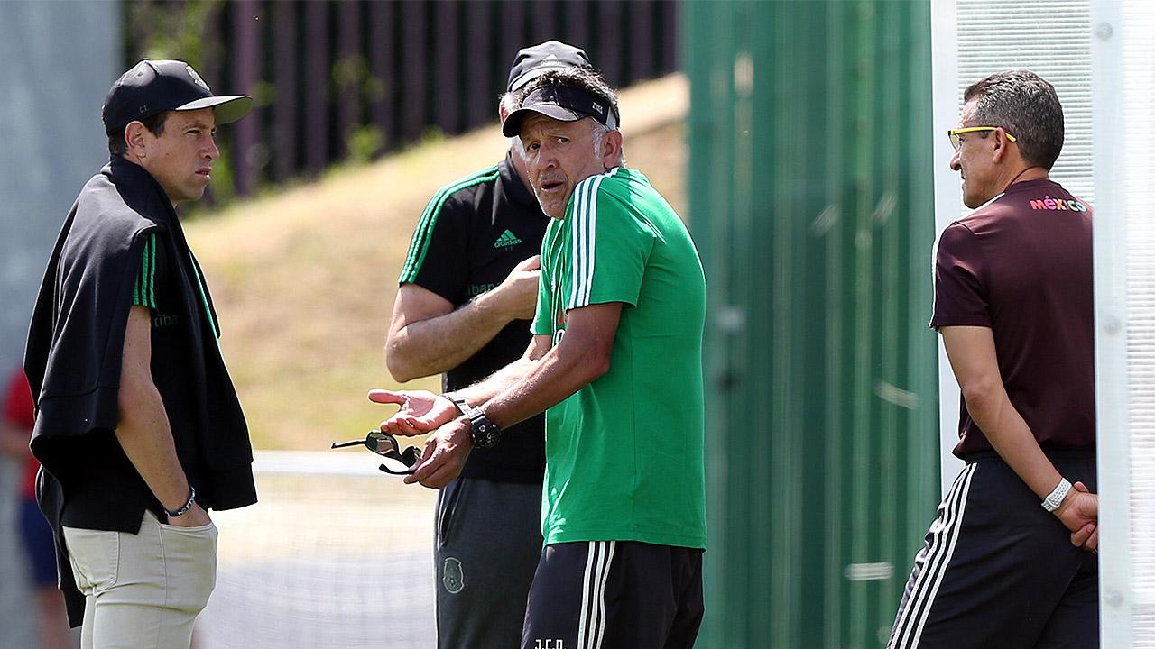 Femexfut mantiene en suspenso el futuro de Osorio en la Selección